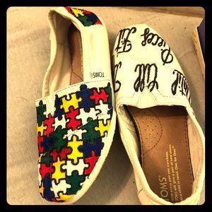 *Sold* Autism Shoes